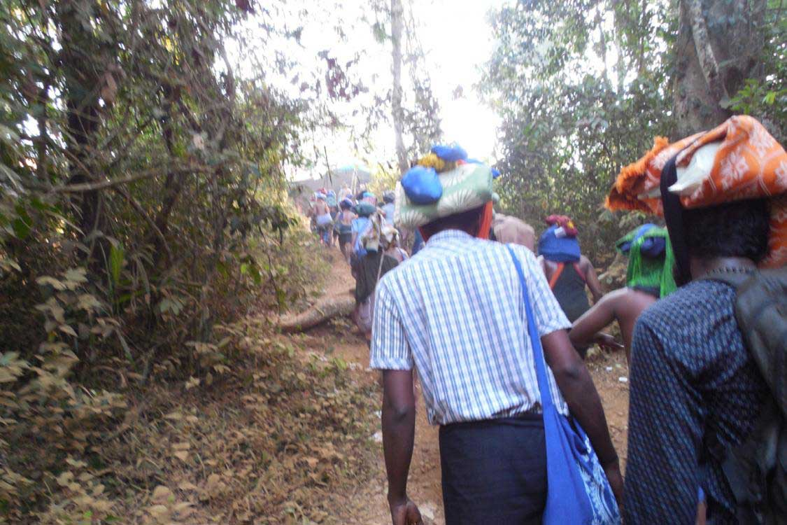 Sabarimalai Peruvazhi Photos
