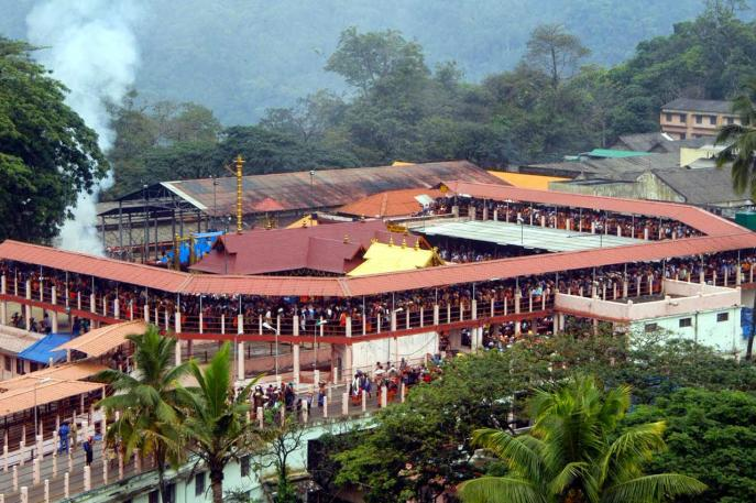 Sabarimala Temple Calendar 2019 - 2020