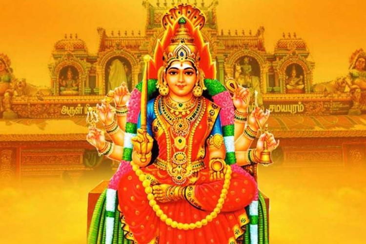 Samayapurathale Mariamma Lyrics in Tamil